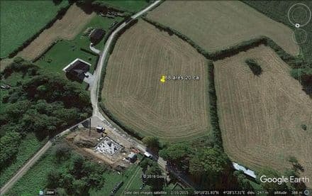 Building land<span>8820</span>m² for rent