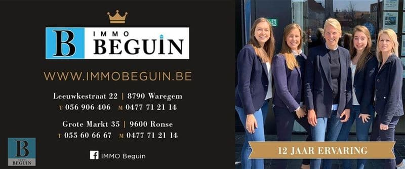 Warehouse for sale in Ooigem