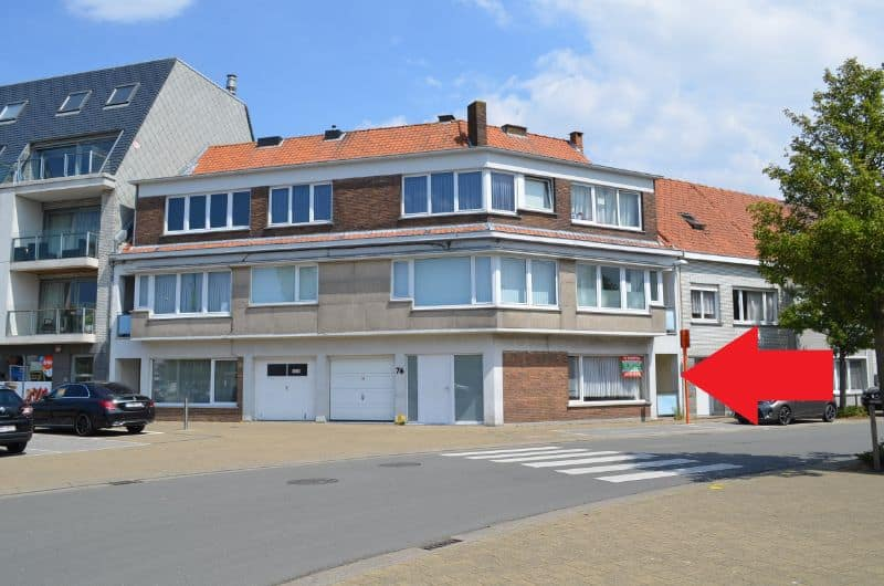 Apartment for sale in Bredene