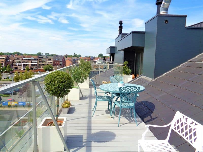 Penthouse for sale in Ninove