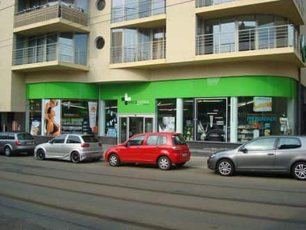Retail space for rent Sint Agatha Berchem