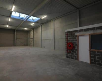 Warehouse for rent Ostend