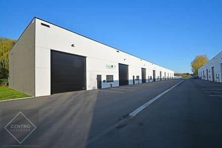 Industrial building<span>432</span>m² for rent