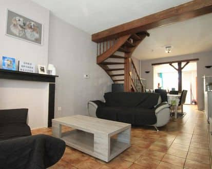 House for rent Boussu