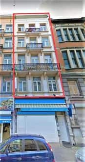Investment property for rent Sint Jans Molenbeek