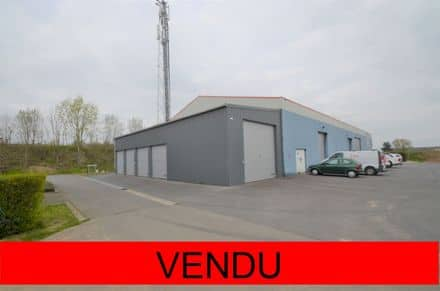 Industrial building<span>977</span>m² for rent
