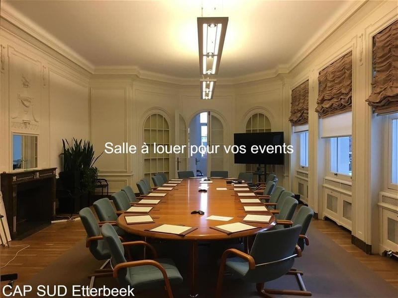 Office or business for rent in Etterbeek