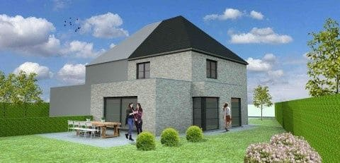 House for sale in Drongen