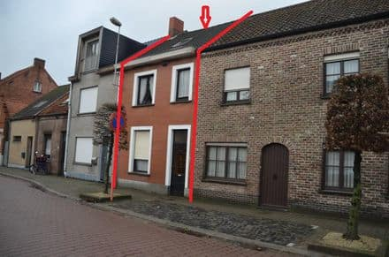 Terraced house<span>111</span>m² for rent Eeklo