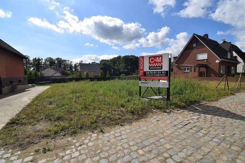 Land for sale in Heist Op Den Berg