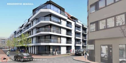 Apartment<span>58</span>m² for rent Blankenberge