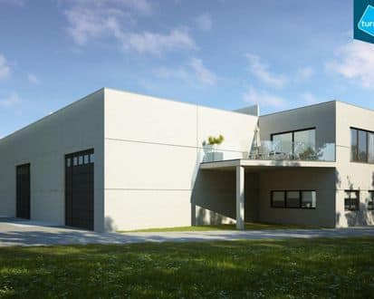 Warehouse for rent Ruiselede