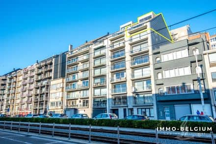 Apartment<span>109</span>m² for rent Blankenberge