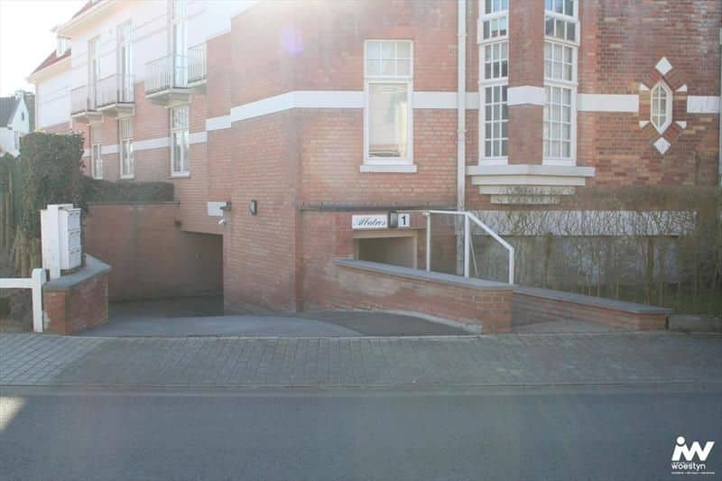 Parking space or garage for sale in De Haan