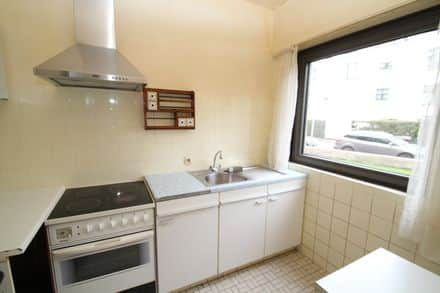Ground floor flat<span>55</span>m² for rent
