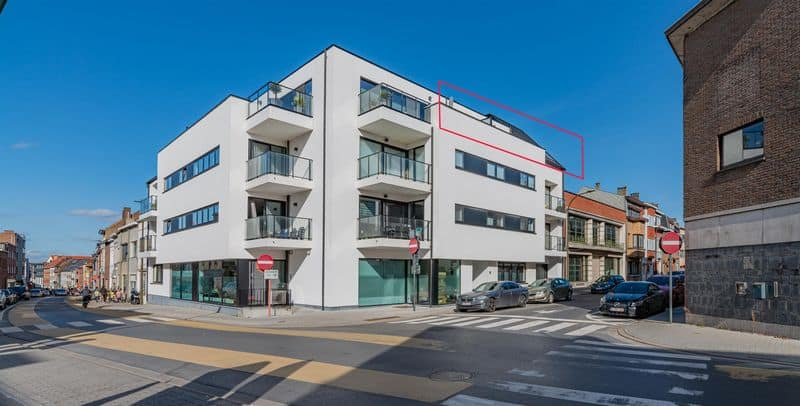 Penthouse for sale in Halle