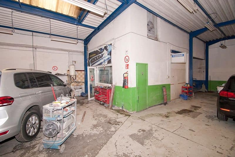 Warehouse for sale in Merksem Antwerpen
