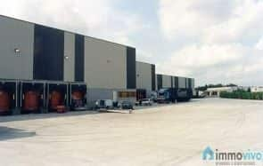 Industrial building for rent in Mechelen