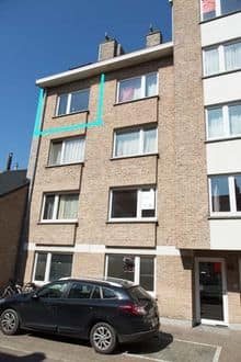 Student flat<span>23</span>m² for rent Ostend