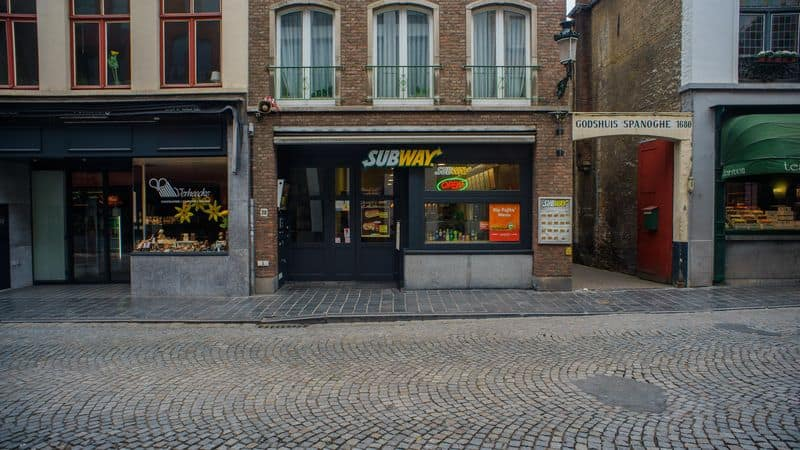 Investment property for rent in Brugge