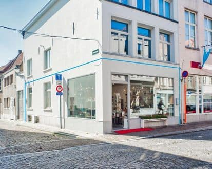Business for rent Brugge
