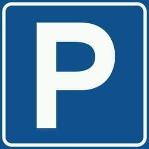 Parking space or garage for sale in Lier