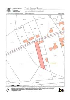 Building land<span>1540</span>m² for rent