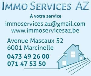 Immo Services Az, agence immobiliere Marcinelle
