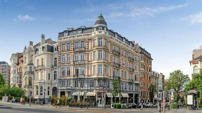 Penthouse for sale in Etterbeek