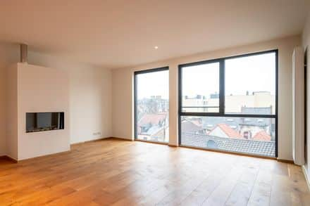 Duplex<span>91</span>m² for rent Brussels