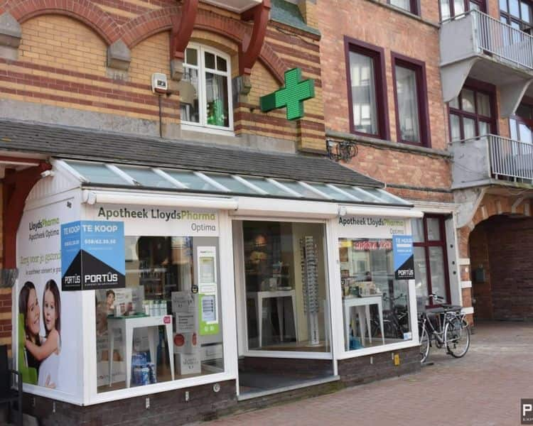 Business for sale in Westende