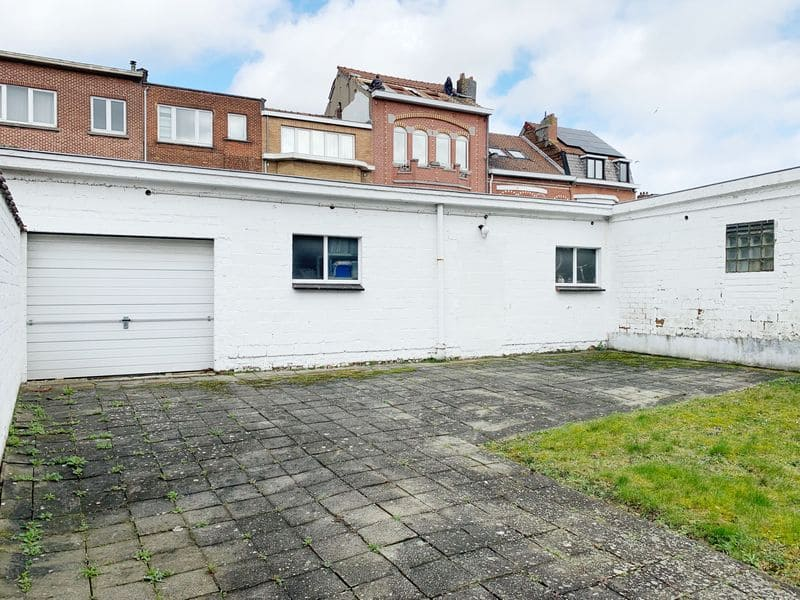 Investment property for sale in Neder Over Heembeek