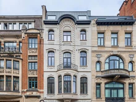 Penthouse<span>85</span>m² for rent Brussels