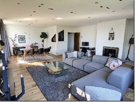 Penthouse<span>128</span>m² for rent