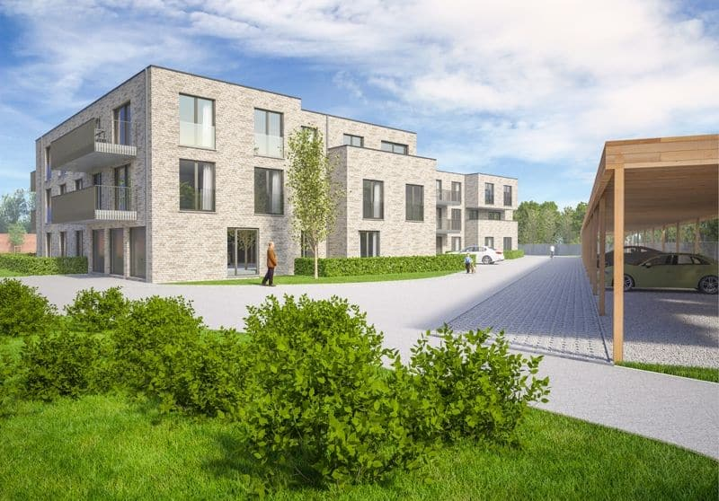 Apartment for sale in Ronse