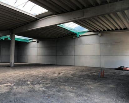 Warehouse<span>443</span>m² for rent