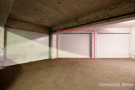 Parking ou garage<span>40</span>m² à louer