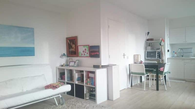 Studio flat for rent in Leuven