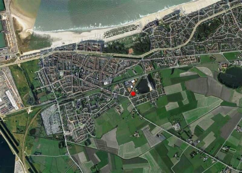 Land for sale in Knokke