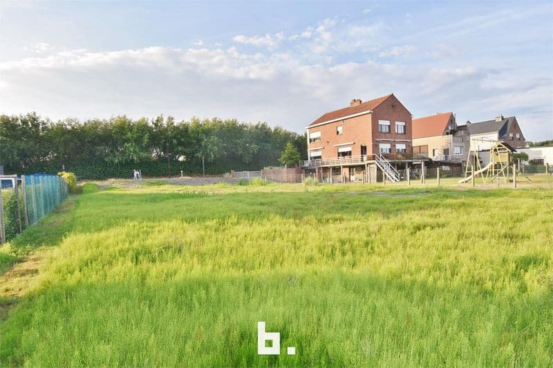 Land for sale in De Haan